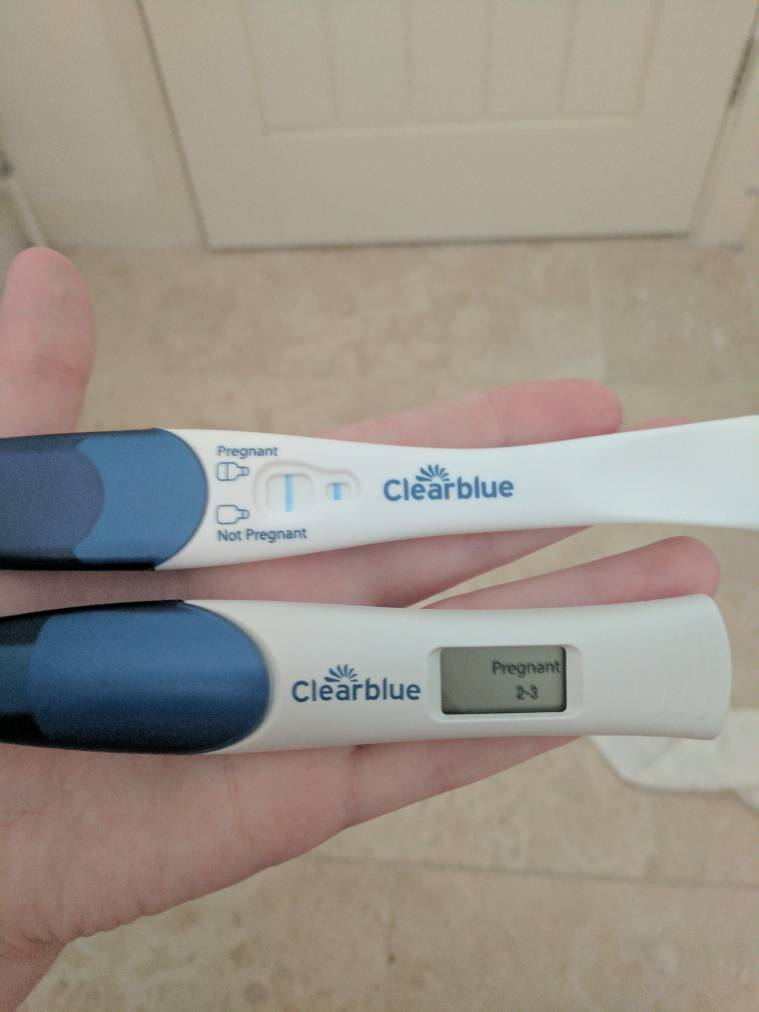 Positive test at 10 dpo-15dpo could it be twins | Netmums