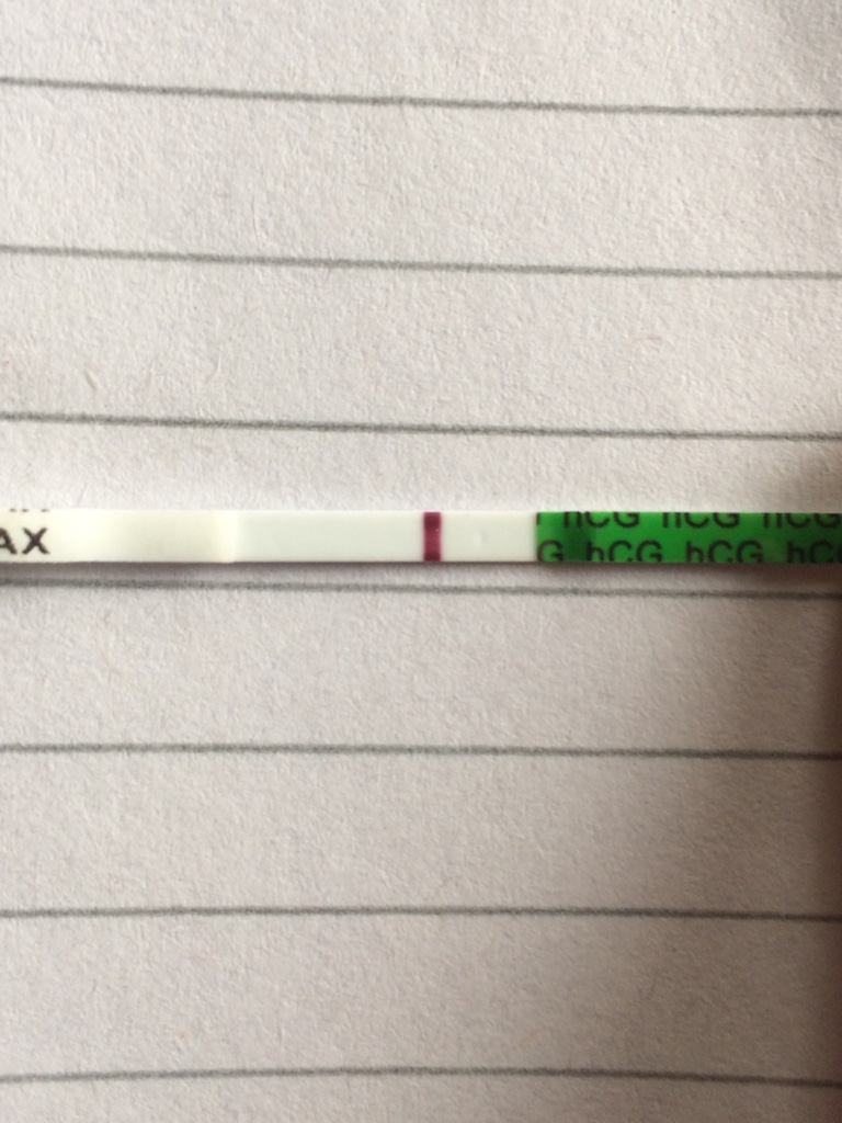 Between 12-16dpo, bleeding for 24 hours then almost