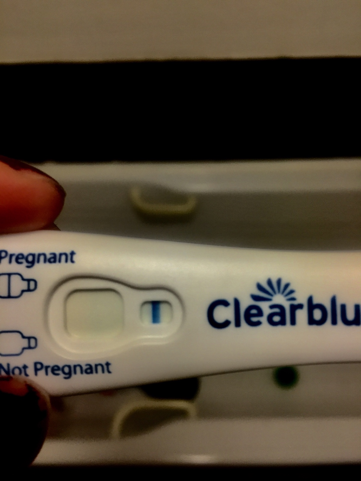Pregnancy Test Faint Positive Or Negative Netmums