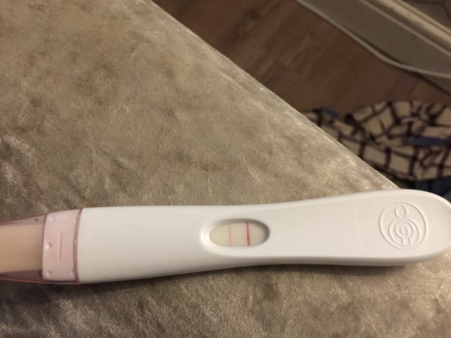 Positive test almost 4 weeks after chemical pregnancy test | Netmums