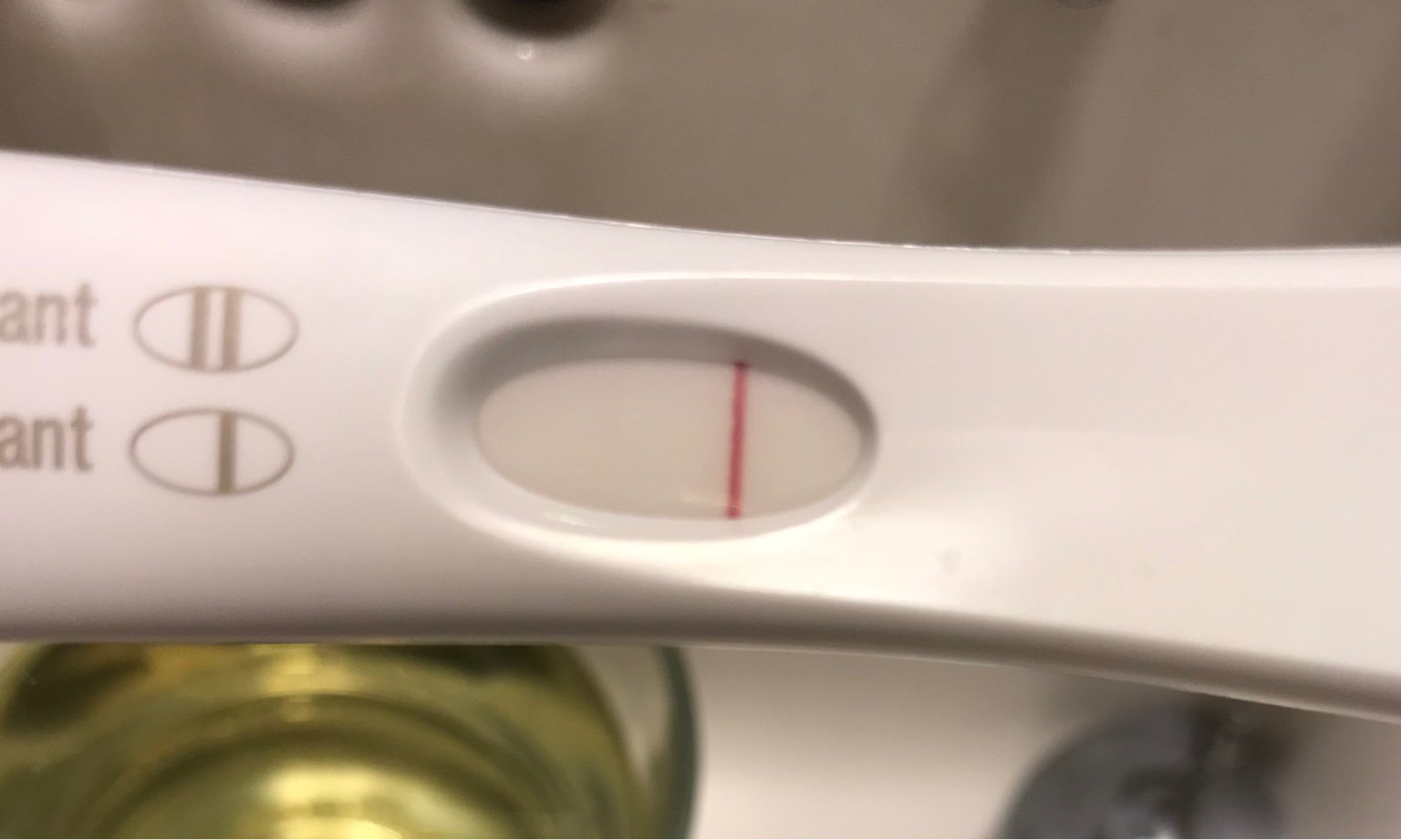 Very faint positive on frer? | Netmums
