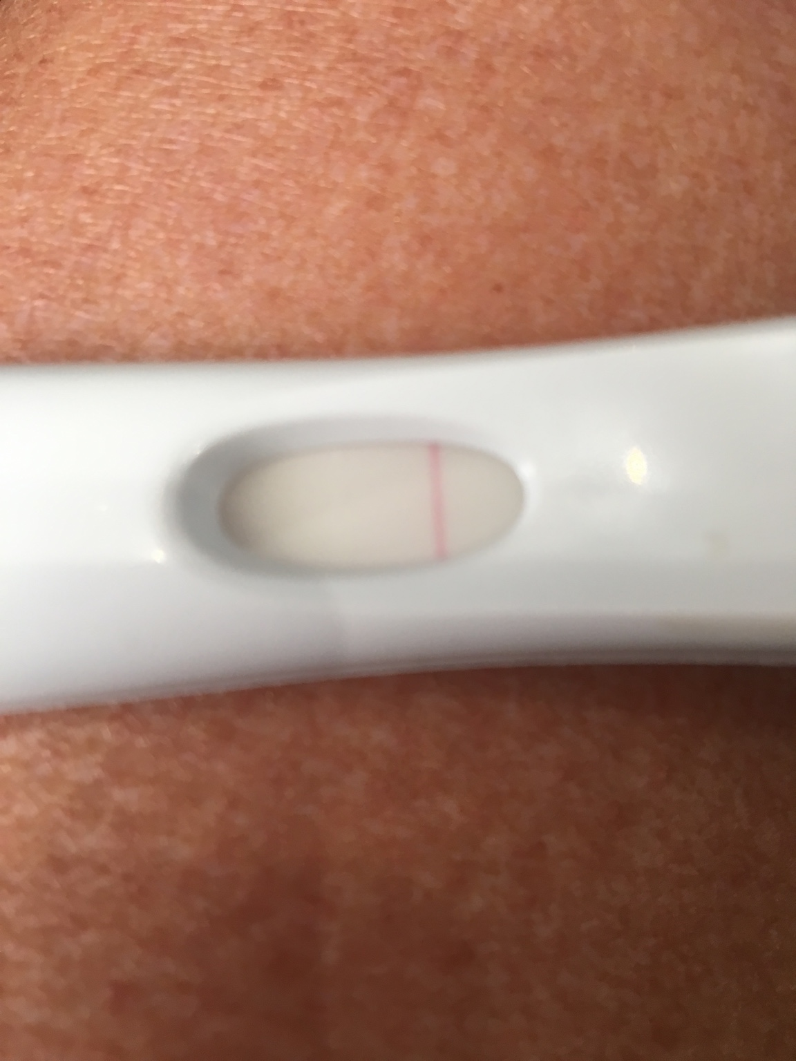 Thick white discharge at 11dpo  can anyone see a line