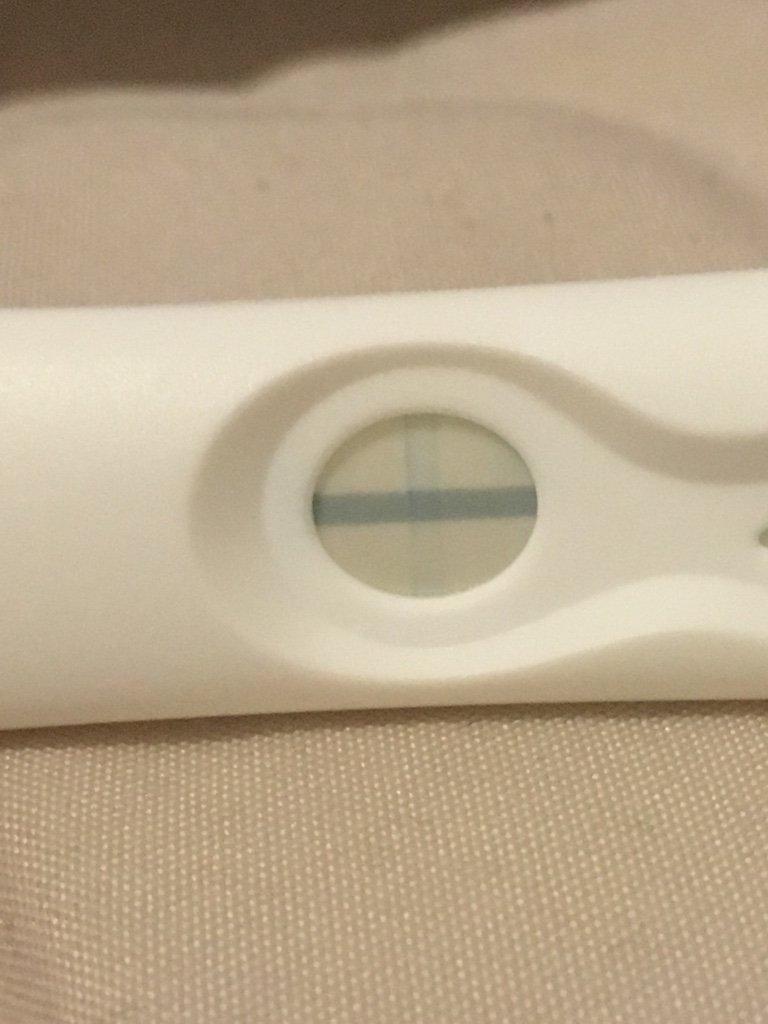 Pregnant Or Evaporation Line Netmums